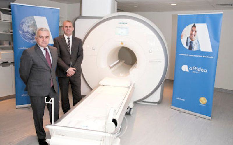 Affidea Unveils €1m New MRI Machine in Santry Clinic