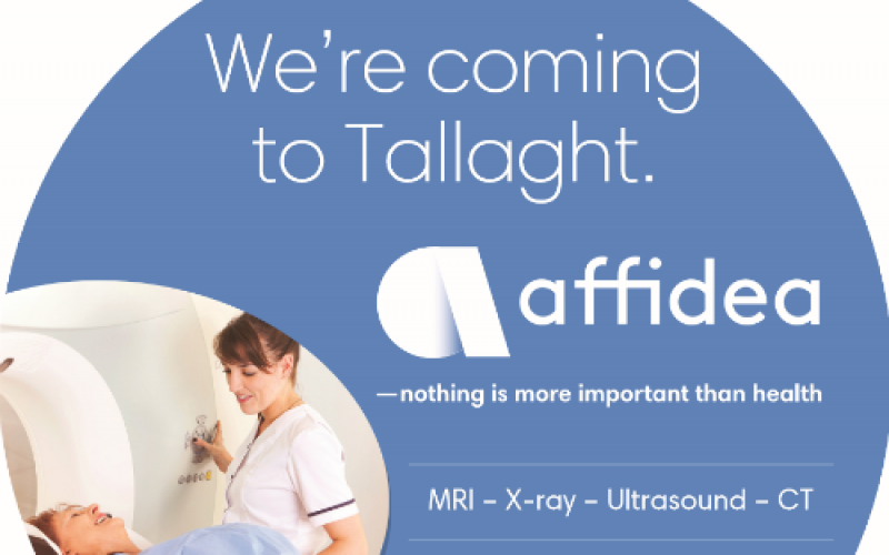 Affidea Announces New Medical Scanning Centre for Tallaght